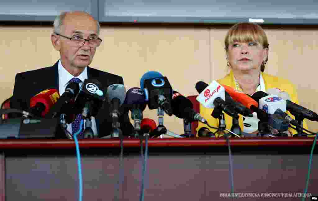 МАКЕДОНИЈА - Jавното обвинителство отвори предмет во врска со новообјавените снимки кои во саботата се појавија на Јутјуб.