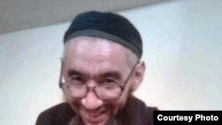 Последнее фото погибшего мусульманина Азамата Каримбаева, сделано в Актюбинском следственном изоляторе № 5. Фото предоставлено его родными.