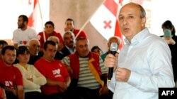 Keçmiş Baş nazir Vano Merabishvili