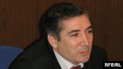Председатель НСТР Нушираван Магеррамли