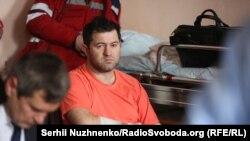 Роман Насіров у залі суду, 6 березня 2017 року