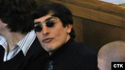 Чехия - Андраник Согоян в суде Праги, 18 октября 2010 г.