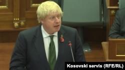 Britaniýanyň daşary işler ministri Boris Jonson
