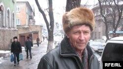 Oleksiy Kosach, a former metal worker, was laid off last year
