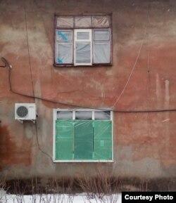 Макіївка, початок лютого 2017 року (фото з репортажу)