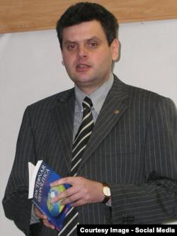 Oleg Serebrian în 2013