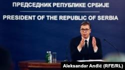 """""""Smešno je da Vučić koji ima tako moćnu poziciju ne može da reši problem Kosova"""", kaže Džozef"""