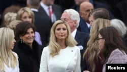 Ivanka Tramp je najavila da će raditi u Beloj kući, ali da neće uzimati platu