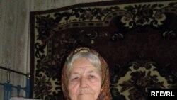 Ульяна Захаранка з партрэтам сына Юр'я