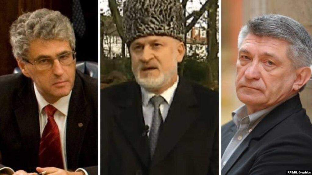 """Гозман, Закаев и Сокуров в поисках ответа на """"чеченский вопрос"""""""