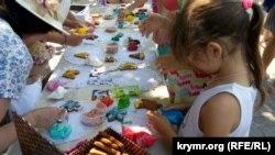 Ярмарка «Белый цветок», Севастополь, 23 июля 2017 года