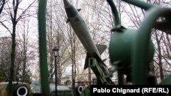 Muzeul militar de la Chişinău