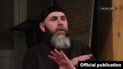 Муфтий Чечни Салах Межиев, архивное фото