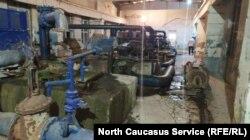 Водонапорная станция в Назрани