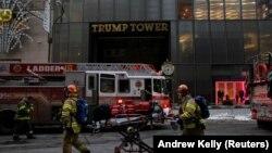 Հրդեհ Trump Tower-ում, արխիվ