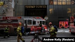 Kulla Trump, foto nga arkivi