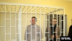 Azerbaijan -- Preparatory hearing of appeal of bloggers Adnan Hajizada and Emin Milli, Baku, 22Dec2009
