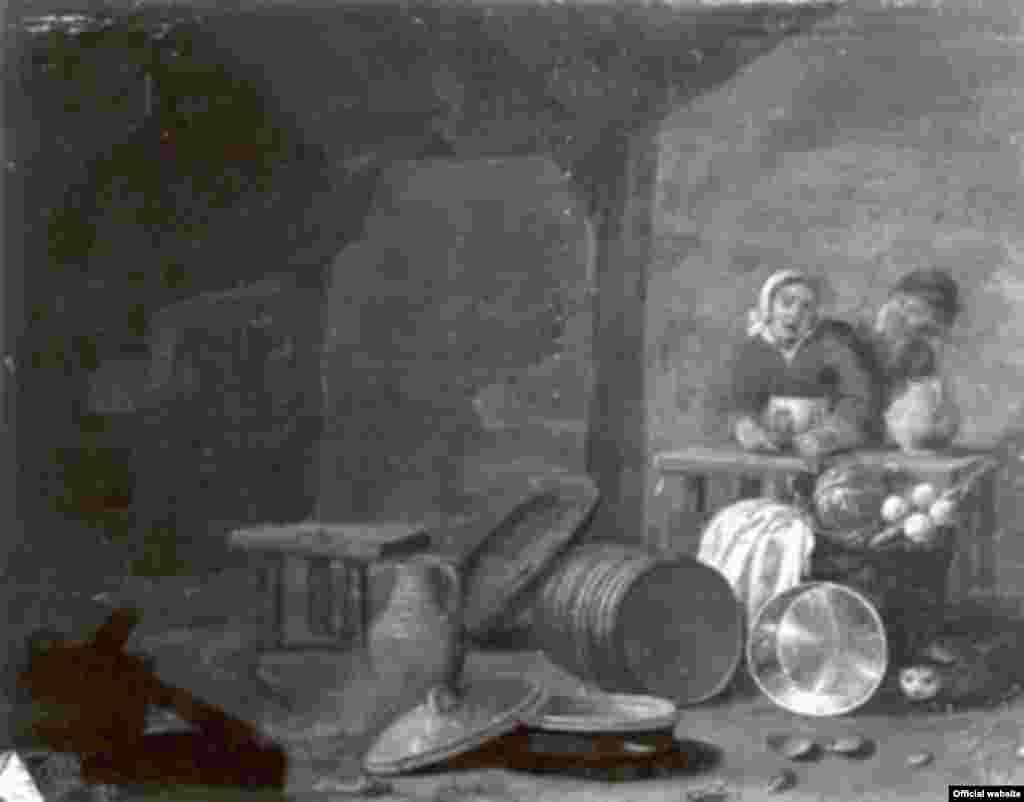 Egbert Lievens van de Poel, Interier, 1620-1653