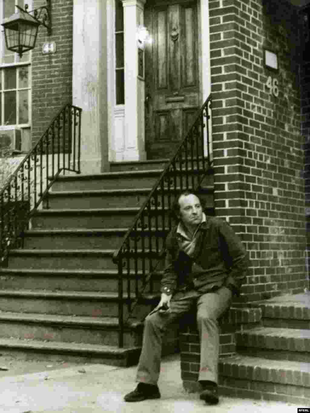 Бродский в Нью-Йорке. Morton 44 #1