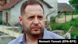 Андрій Єрмак був не надто публічною особою аж до президентських виборів 2019 року
