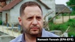 Андрій Єрмак, помічник президента України Володимира Зеленського