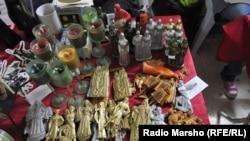 Урдун -- Сувейлехь нохчийн базар, 2013
