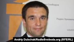 Pavlo Klimkin în 2011 la Radio Europa Liberă
