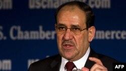Ирак премьер-министрі Нури әл-Малики.