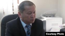 Биржан Нурымбетов, вице-министр труда и социальной защиты Казахстана.