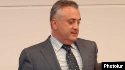 Председатель Центрального банка Армении Артур Джавадян (архив)