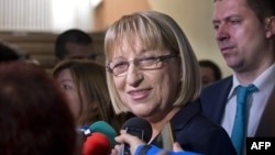 Бившият правосъден министър Цецка Цачева