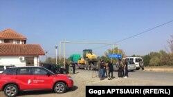 სოფელი შაქშაქეთი