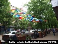 Славянск, центр города, май 2019 года