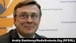 Міністр закордонних справ України Леонід Кожара