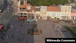 Centar Niša, ilustracija