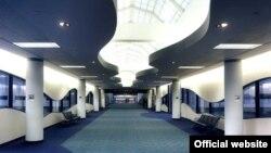 Zgrada aerodroma u Michiganu