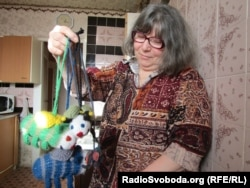 Людмила, мам Елены Кудаевой