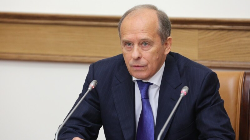 Russian FSB Chief Warns Of IS Threat From Afghanistan