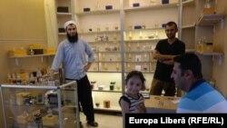 Samsun, vînzătorul de parfumuri din Arabistan