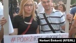 Laureati naveli da je na RTV-u ukinuta objektivnost kada je Srpska napredna stranka došla na vlast
