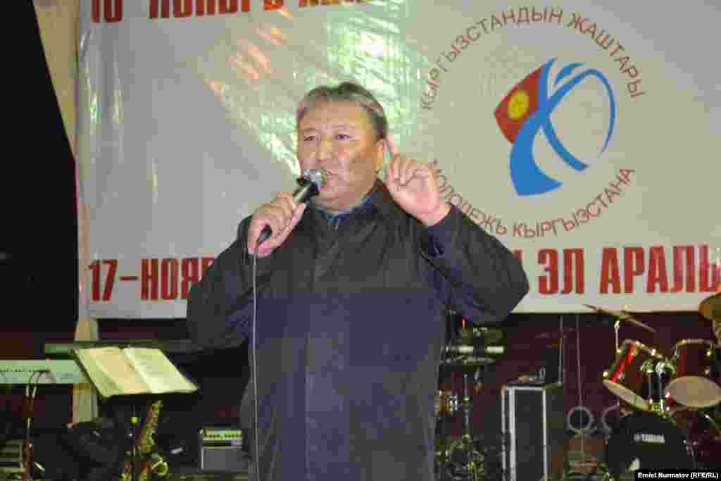 Куудул Абдылда Иманкулов Ош шаары келечекте Астанадай,Сеулдай шаар болооруна үмүттөнөөрүн айтты.