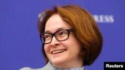 Эльвира Нәбиуллина