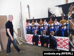 «Фэстываль»: танцы пад кантролем