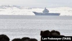 """Киштии """"Адмирал Кузнетсов"""""""