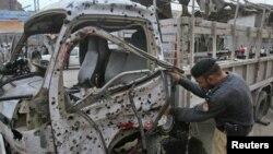Бомбашки напад во Пешавар, 11.08.2011