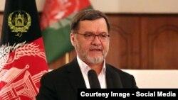 سرور دانش معاون دوم ریاست جمهوری افغانستان