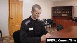 Олександр Кольченко в колонії