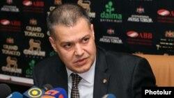 Глава делегации Армении в ПАСЕ, представитель правящей Республиканской партии Давид Арутюнян