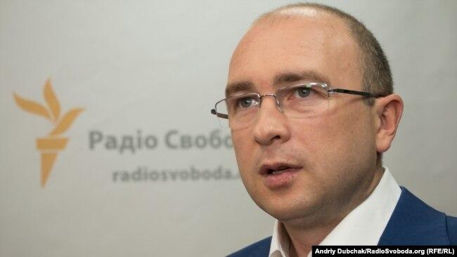 Александр Лиев, экс-глава Госкомитета АРК по водному хозяйству и орошению