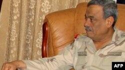 Министр обороны Йемена Мохаммад Нассер Ахмад Али. Йемен, 5 июля 2011 года.